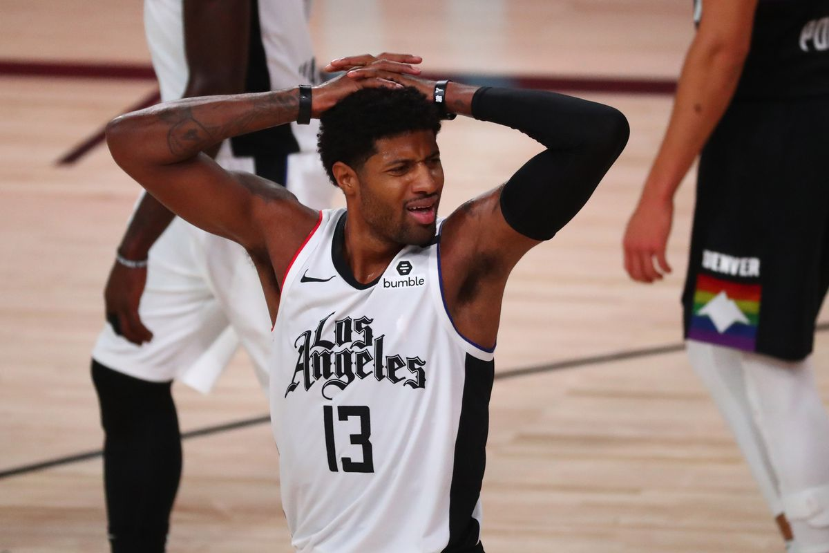 NBA: Playoffs-Los Angeles Clippers at Denver Nuggets