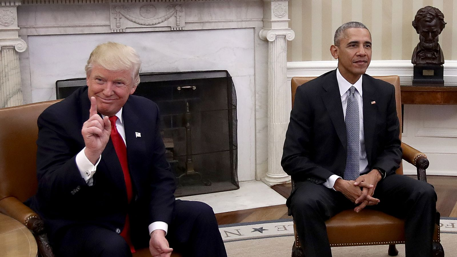 Barack obama and donald trump on their favorite books vox for Donald trump favorite books