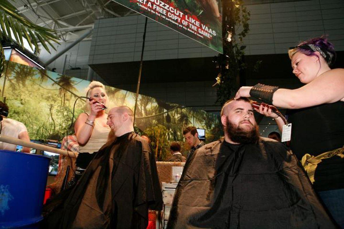 Far Cry 3 Shaving