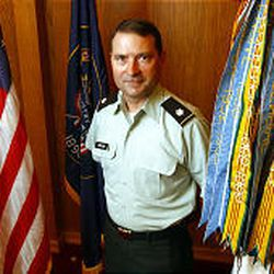 Lt. Col. Craig Morgan, who was in the Pentagon on 9/11, laments what he sees as complacency about liberty since the attacks.