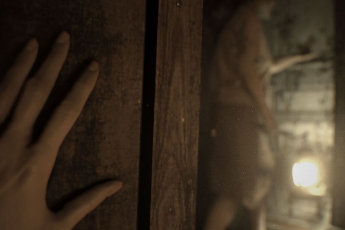 Resident Evil 7 S Latest Vr Demo Changed The Way The Game S Camera