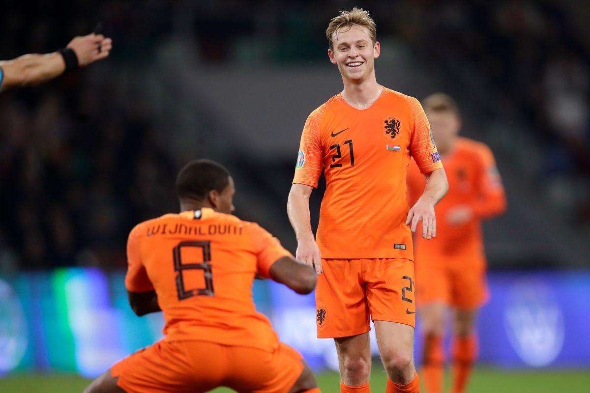 Barcelona internationals round-up: De Jong, Arthur, Rakitic latest