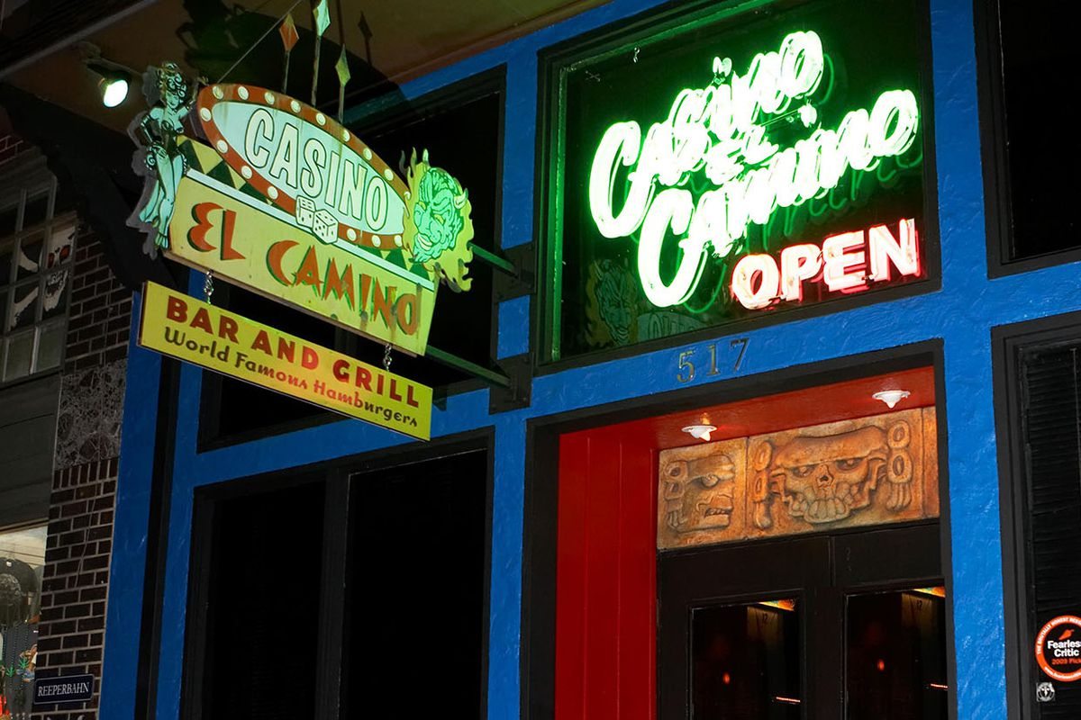 Casino El Camino Is Reopening After Fire - Eater Austin