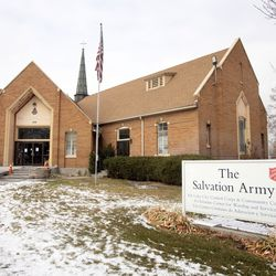 The Salvation Army in Salt Lake City. The Church of Jesus Christ of Latter-day Saints has partnered with the Salvation Army since 1988.