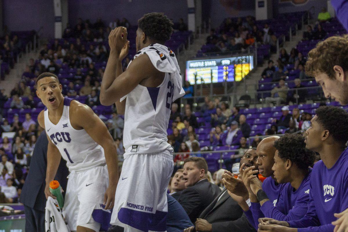 TCU Basketball vs Southwestern (November 7, 2019) Fort Worth, TX