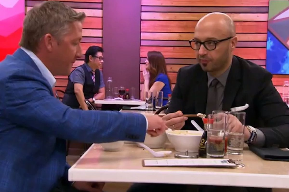 Watch A Grown Man Cry On Restaurant Startup 12win Download