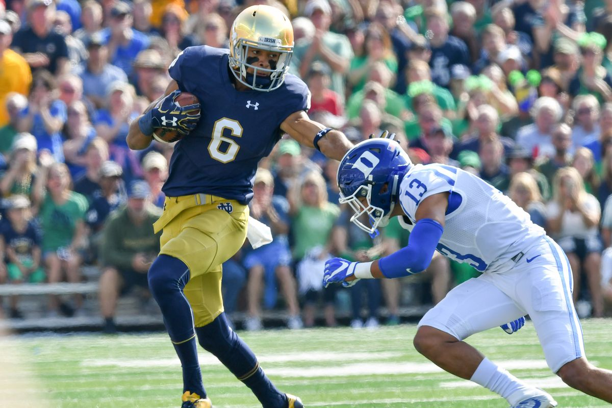 super popular bd8f3 254e0 Equanimeous St. Brown: What is the origin of his name ...