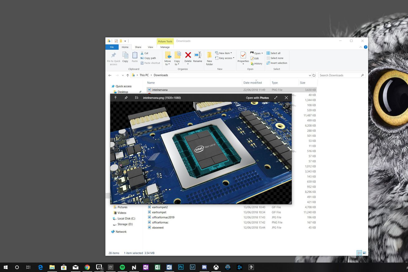 quicklook for windows 10 brings a useful mac feature to pcs