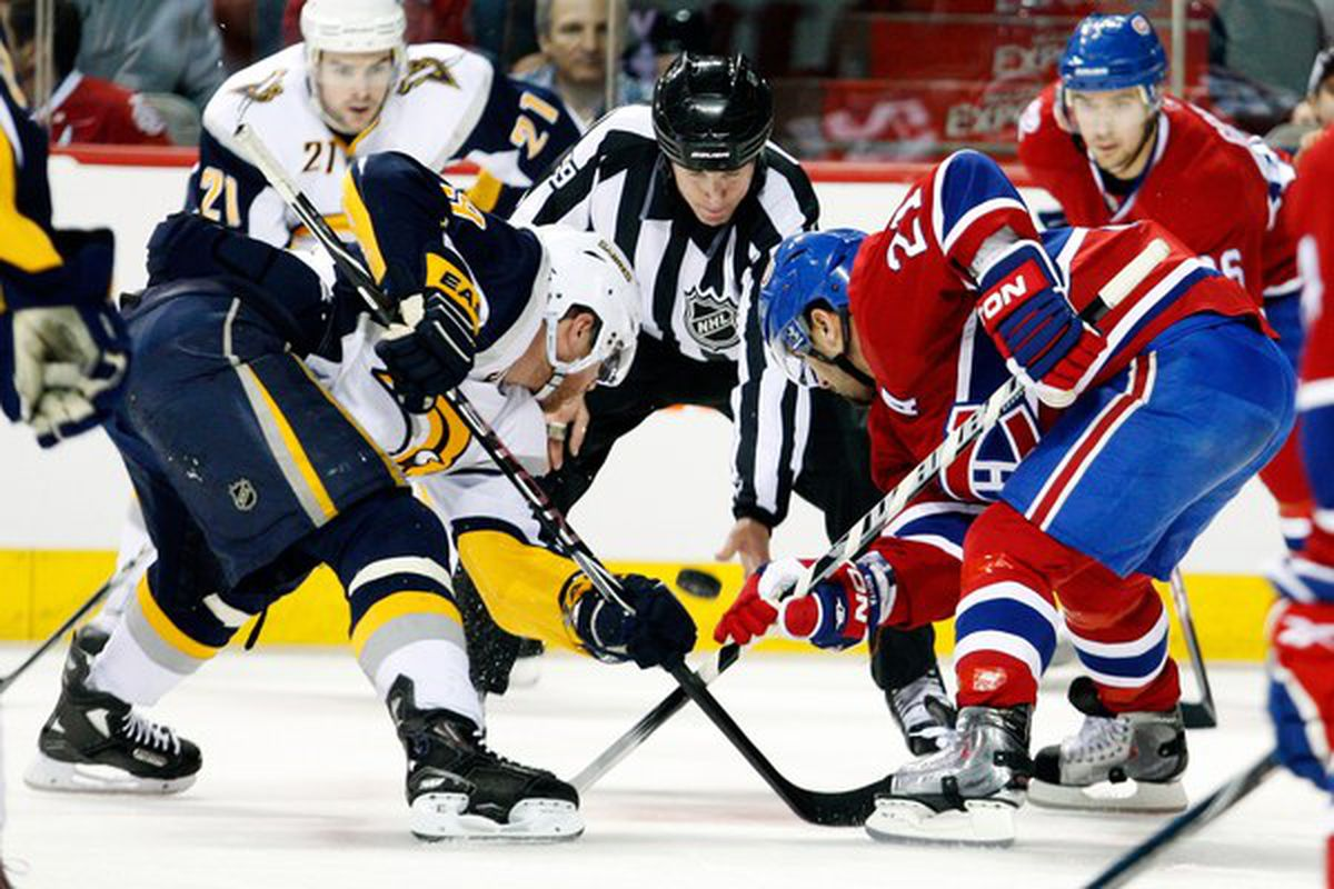 A typical hockey game features more than 50 faceoffs, but only a few teams can turn that skill into a significant competitive advantage.