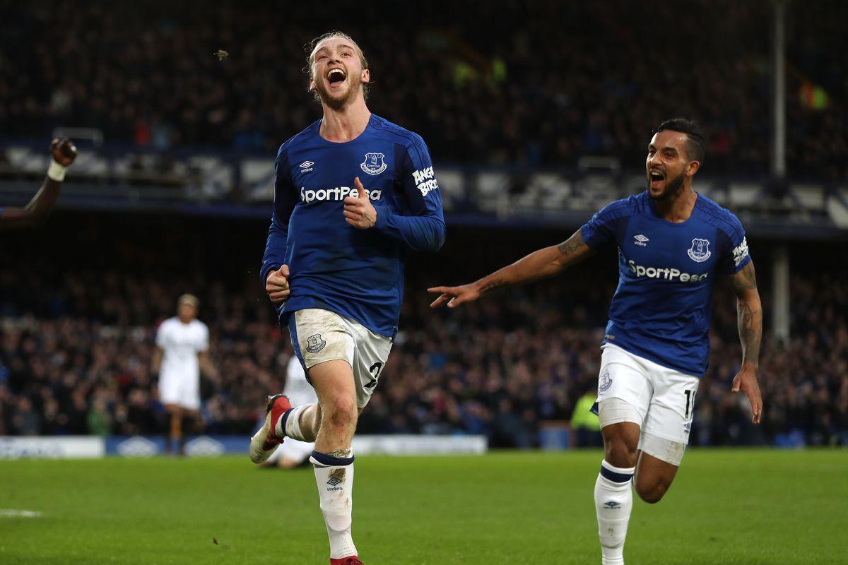 Everton v Crystal Palace - Premier League