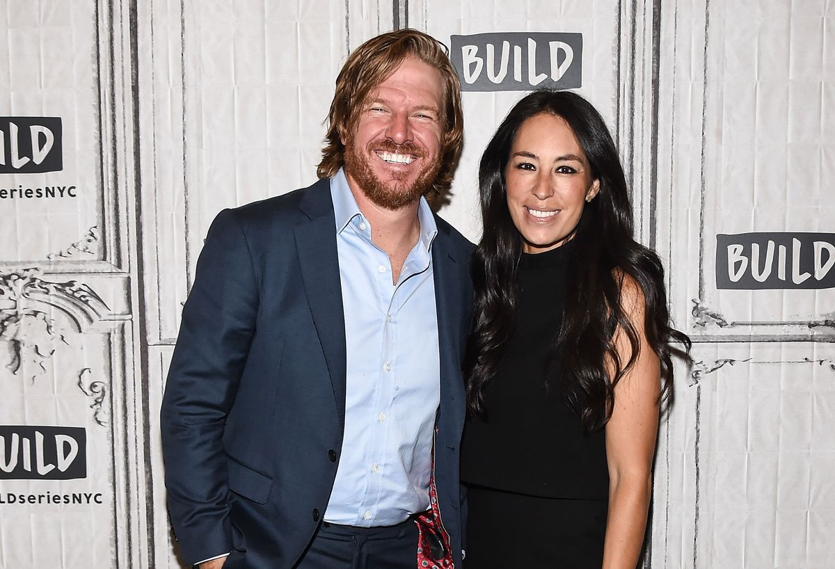 """Build Presents Chip & Joanna Gaines Discussing Their Book """"Capital Gaines: Smart Things I Learned Doing Stupid Stuff"""""""