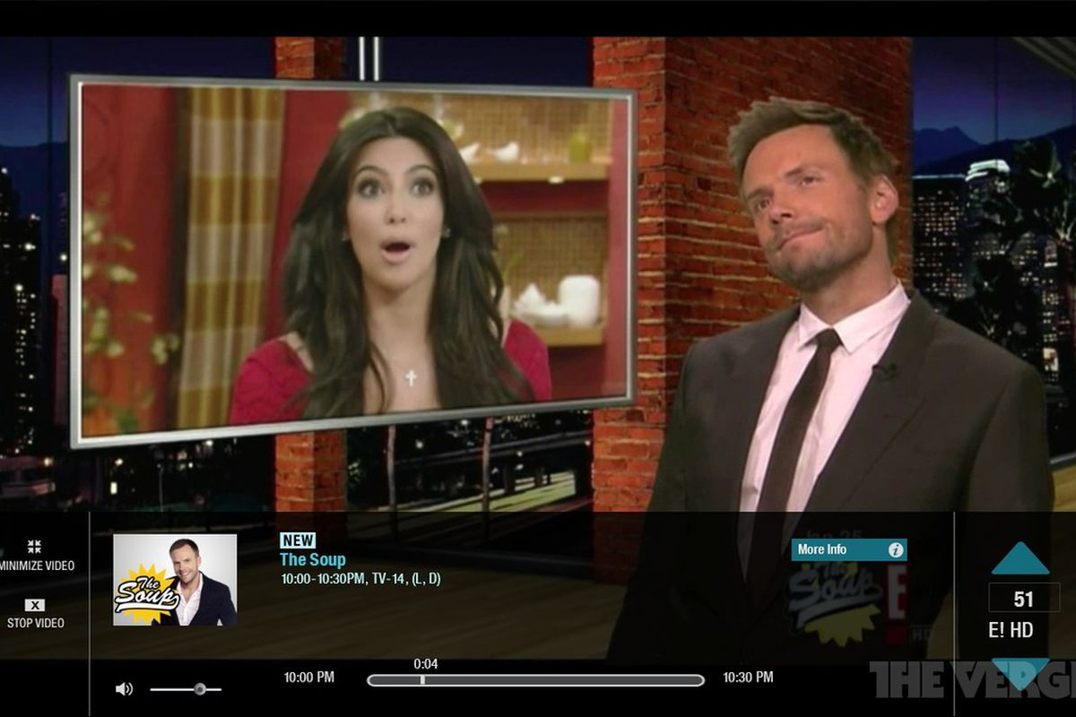Gallery Photo: Cablevision 'Optimum App for Laptop' limited preview screenshots