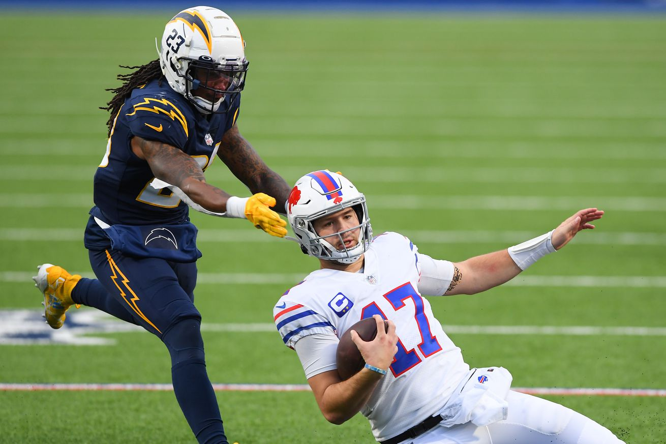 NFL: Los Angeles Chargers at Buffalo Bills
