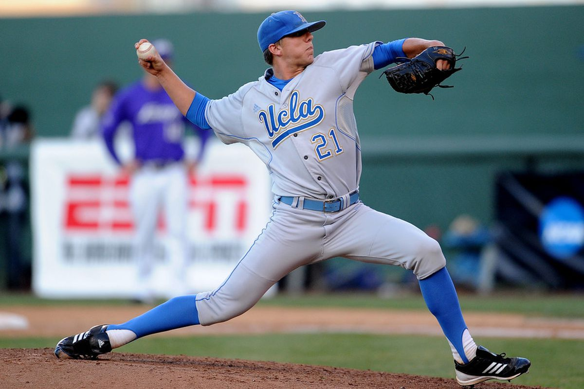 UCLA's best pitcher of 2013 season (to date).