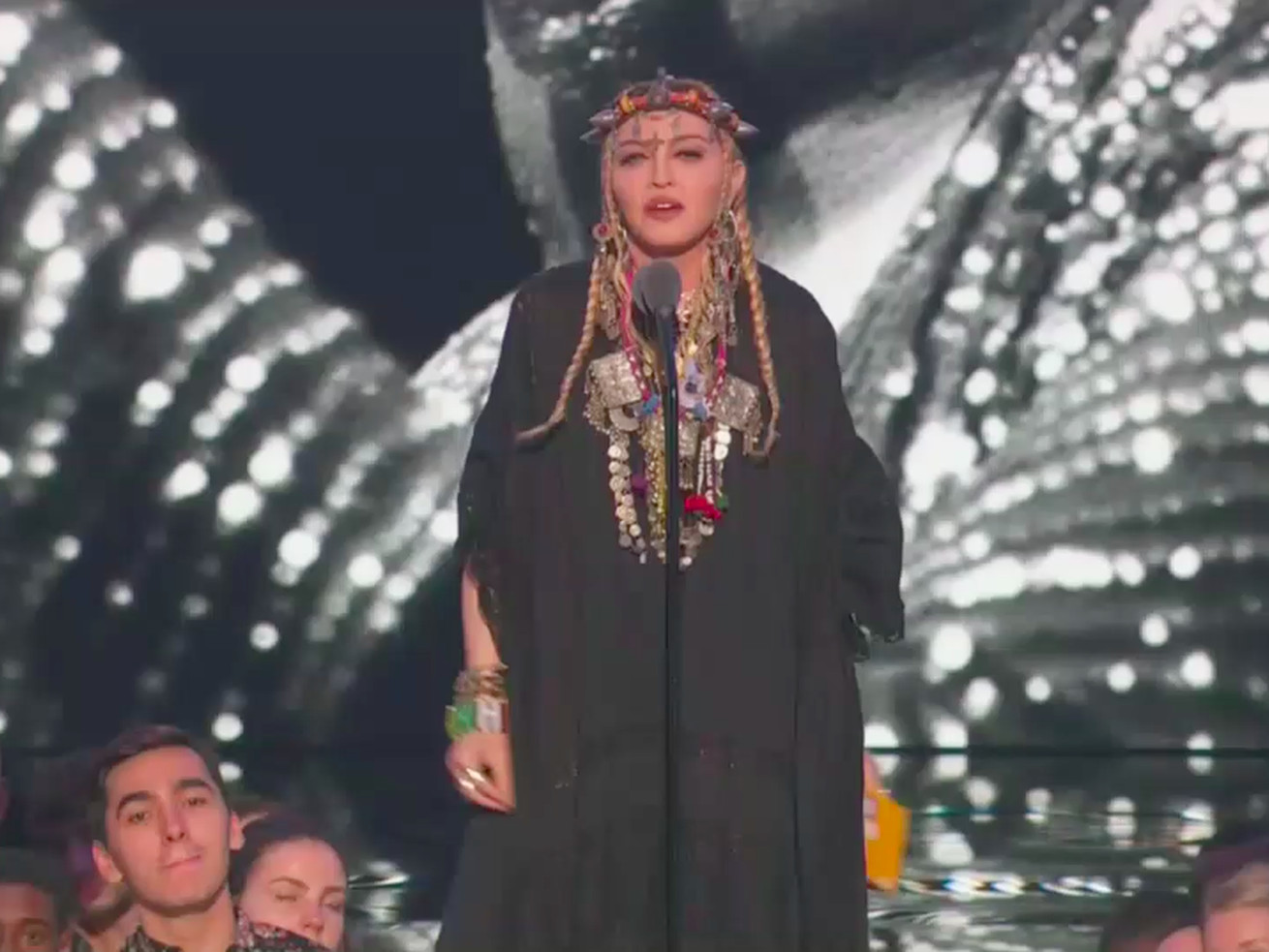 """Actor Porno Madonna Sorry madonna's vmas """"tribute"""" to aretha franklin was all about"""