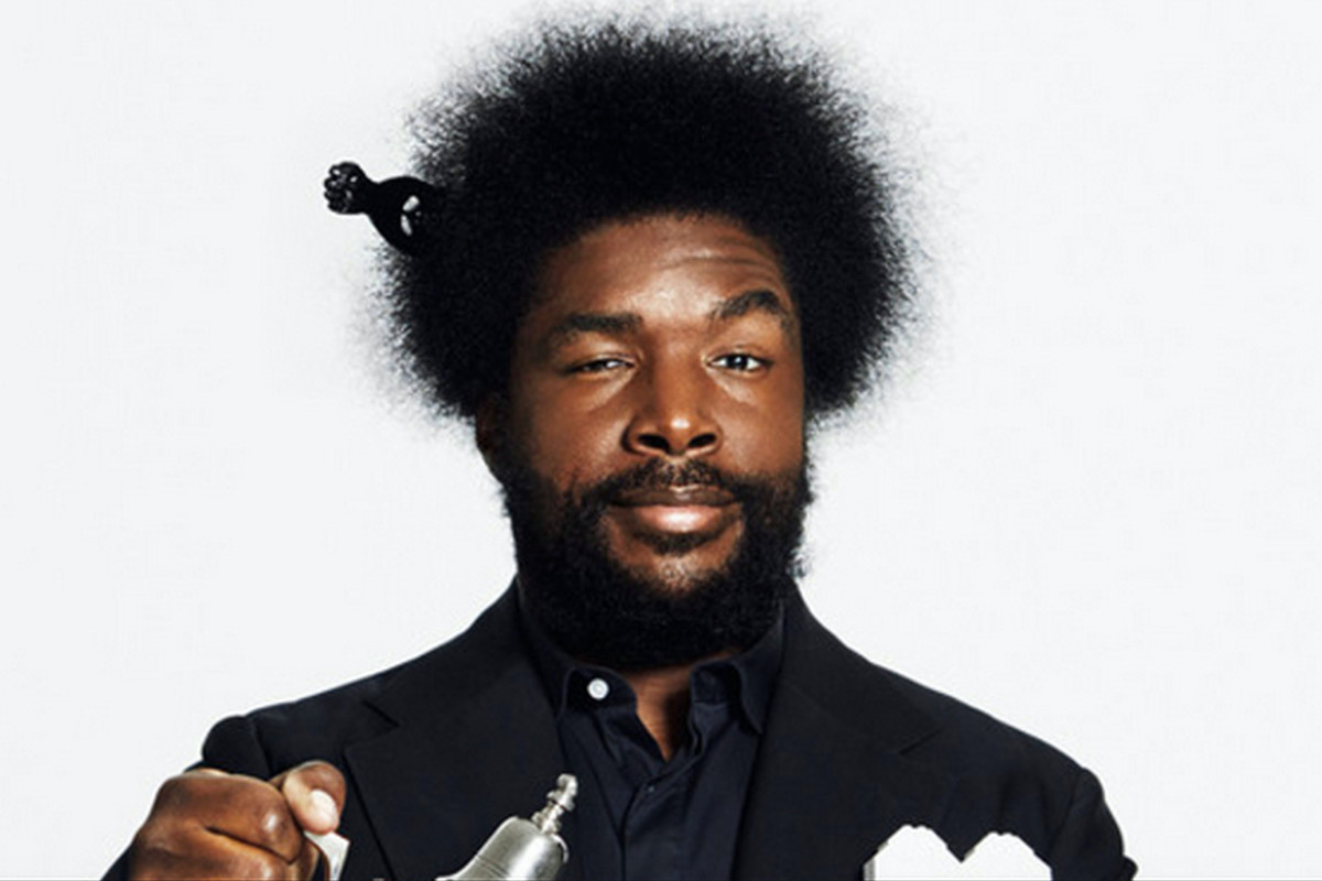 Questlove to make directorial debut with 'Black Woodstock' documentary -  REVOLT