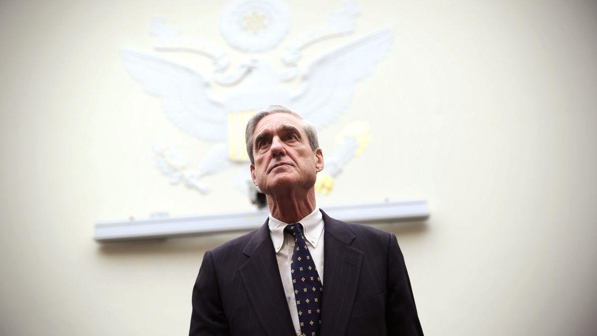 Robert Mueller in 2013