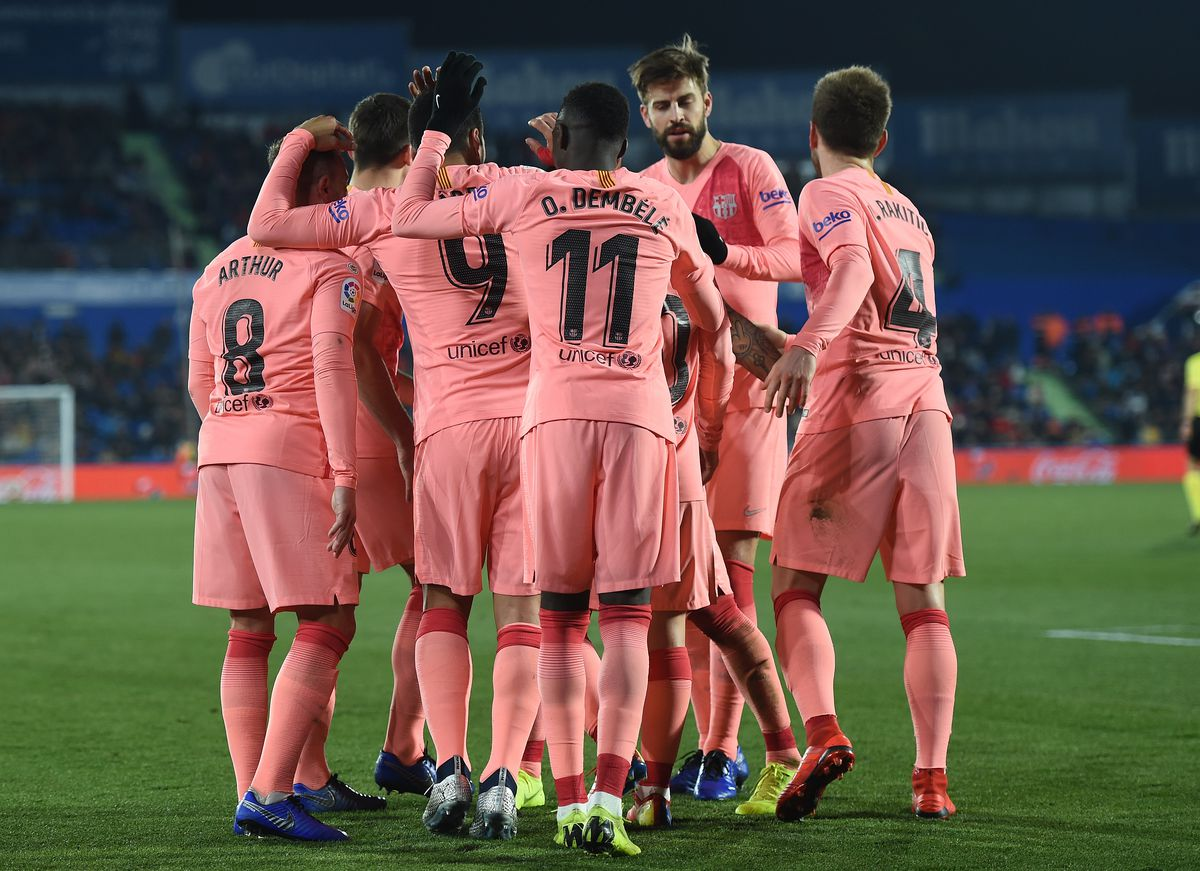 Three Things We Learned From Getafe 1 2 Real Madrid: Three Things We Learned From Barcelona's Win Over Getafe