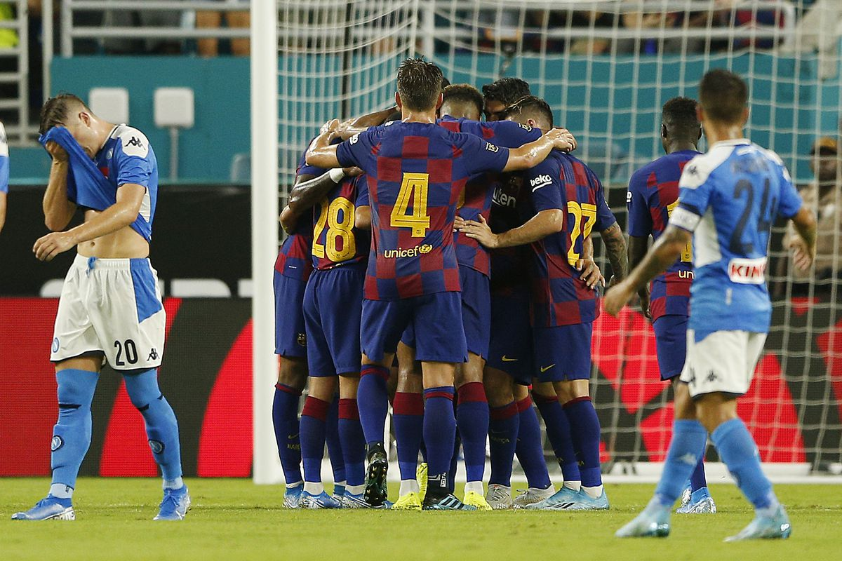 What to expect from Barcelona vs Napoli Round 2