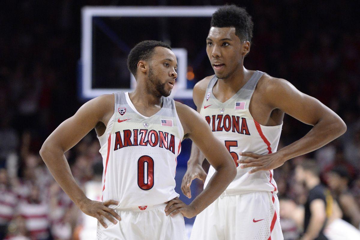 NCAA Basketball: Long Beach State at Arizona