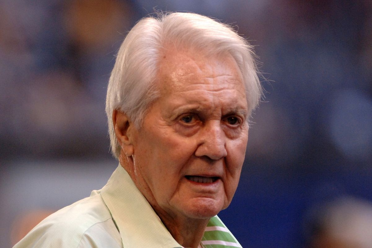 <strong>Pat Summerall</strong> (Photo by Al Messerschmidt/Getty Images)