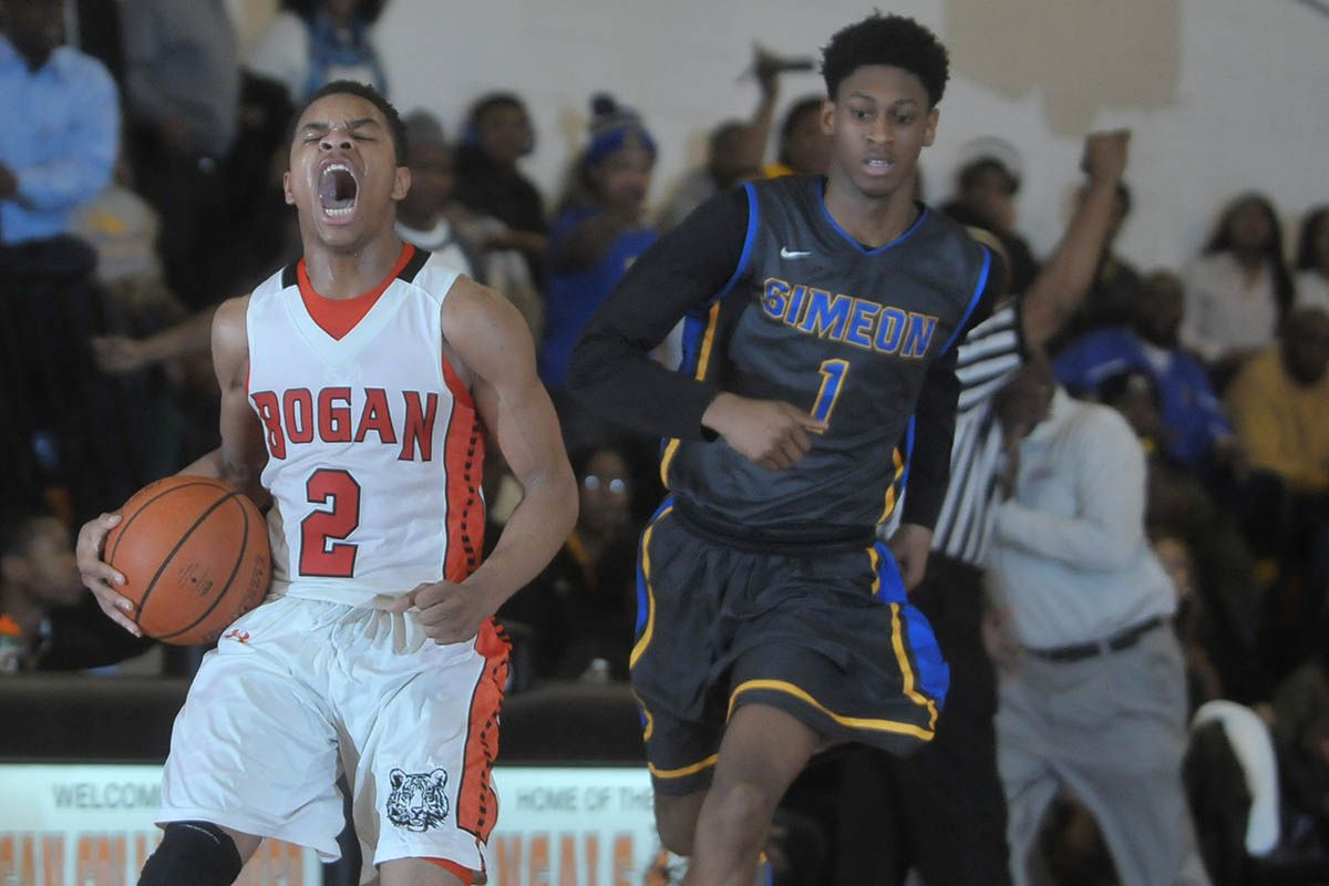 Luwane Pipkins celebrates after stealing the ball and getting fouled.