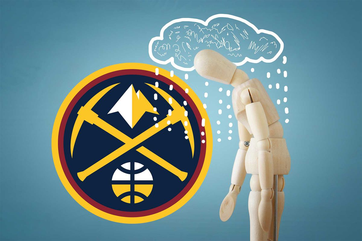 Worrying has become a habit for this Nuggets fan...