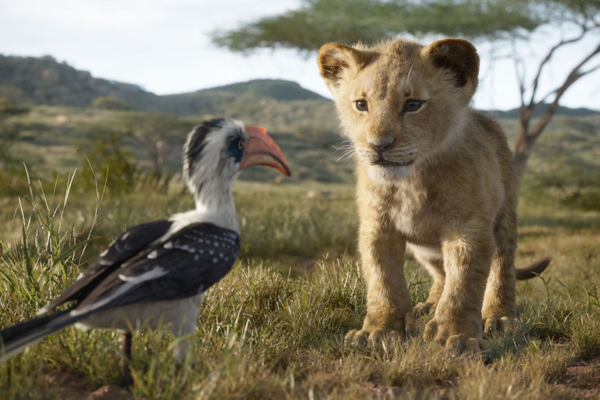 Is Disneys New Lion King Remake Live Action Or Animated Vox
