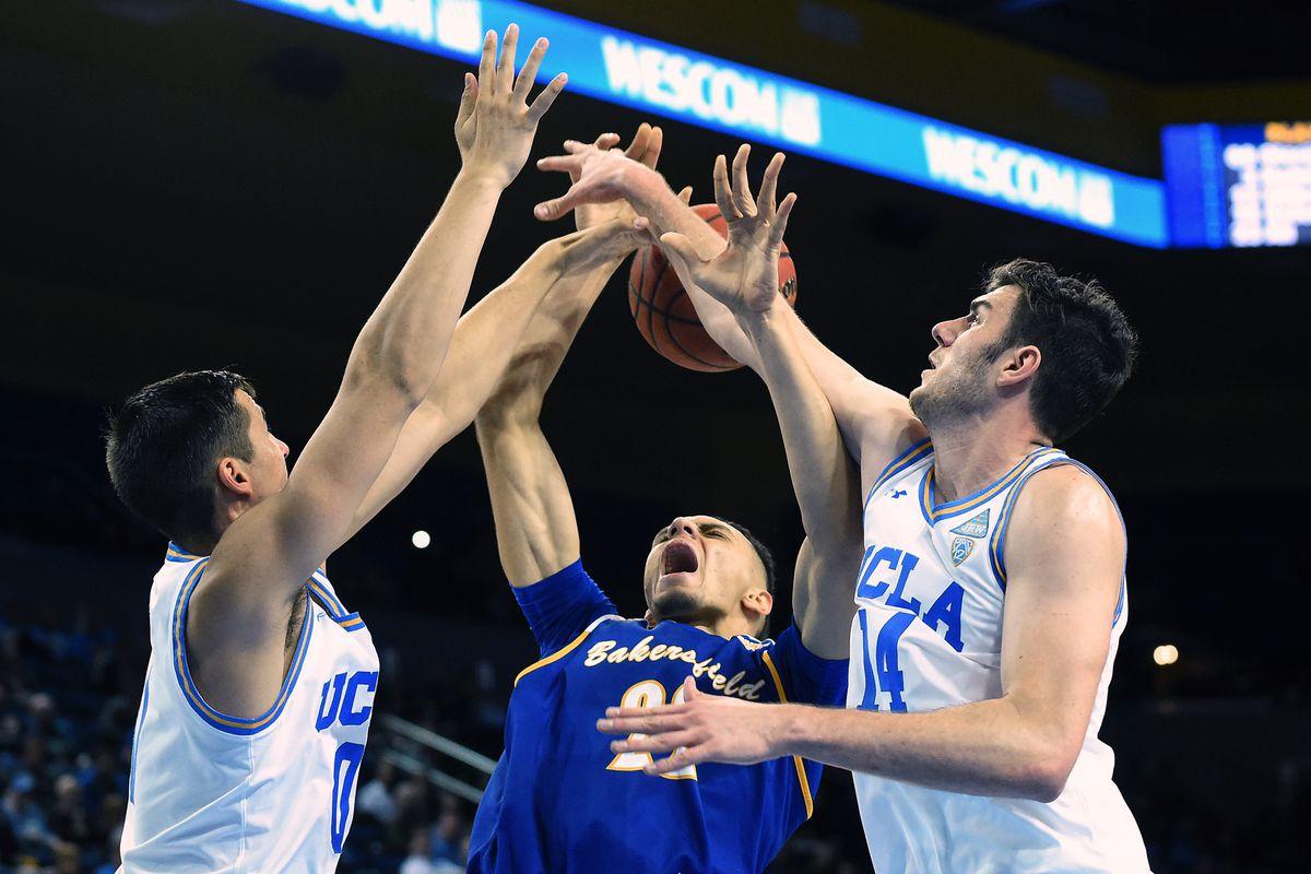 NCAA Basketball: Cal. State - Bakersfield at UCLA