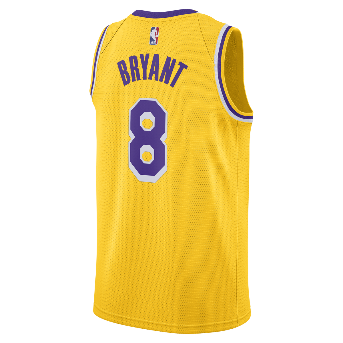 c3af590e6 Los Angeles Lakers Kobe Bryant Nike Gold 2018/19 Swingman Jersey for  $109.99 Fanatics