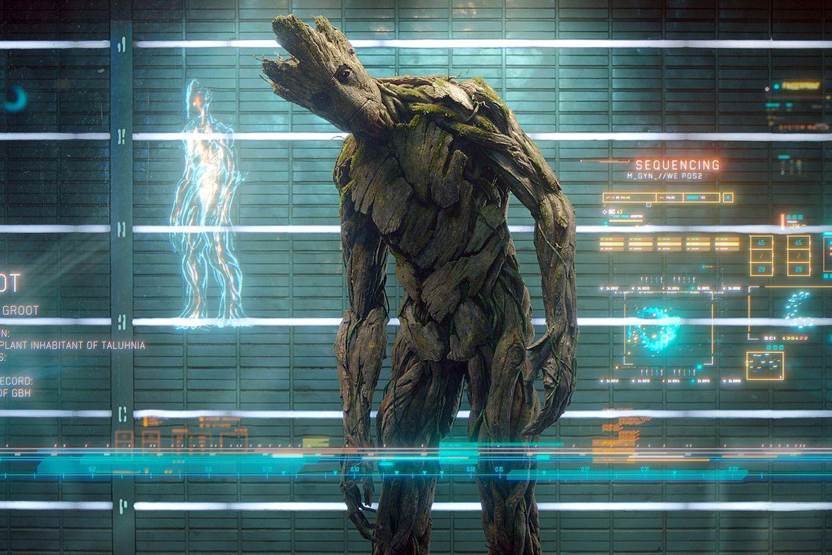 Baby Groot will be goo...