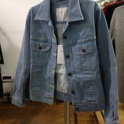Denim Jacket, $60