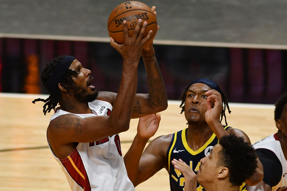 NBA: Indiana Pacers at Miami Heat