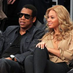 Jay-Z and Beyonce via Getty