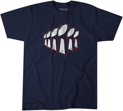 "NewEngland6xChamps BreakingT shirt 540x - ""We're Still Here"" became the Patriots' playoff motto"
