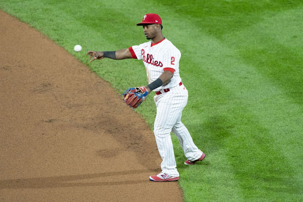 MLB: APR 19 Giants at Phillies