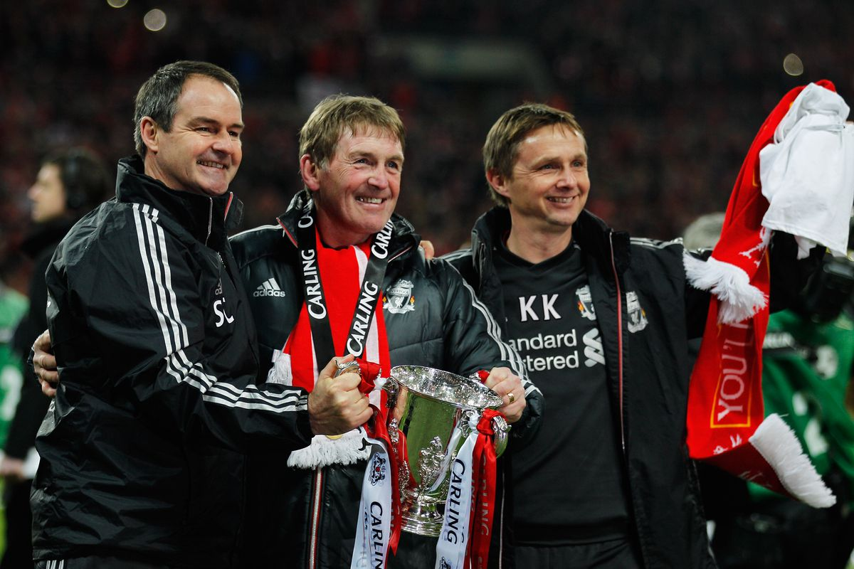 Liverpool v Cardiff City - Carling Cup Final