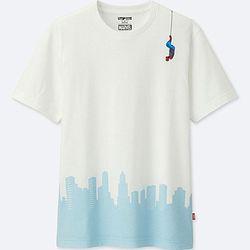 "<a href=""https://www.uniqlo.com/us/en/utgp-marvel-short-sleeve-graphic-t-shirt-avengers-412190.html"">UTGP Marvel Graphic T-Shirt</a> - Spider-Man/Venom"