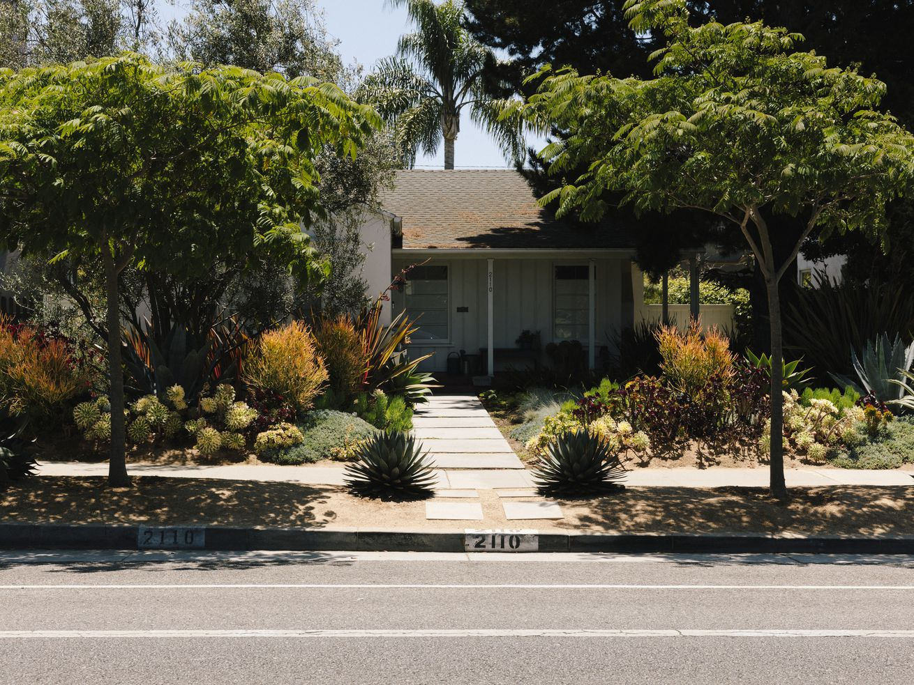 In LA County, the number of homes sold in April was 12 percent higher than the month before.