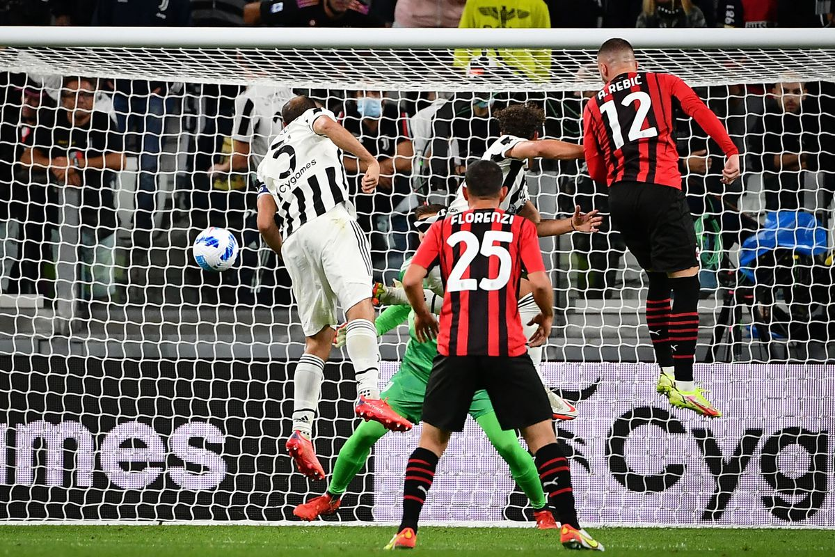 Juventus 1 - AC Milan 1: Initial reaction and random observations - Black &  White & Read All Over