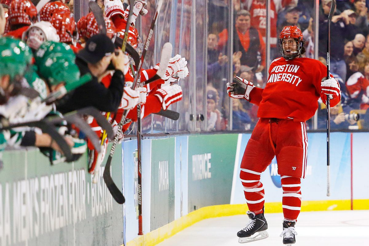 Ncaa Hockey Tournament 2016 Bracket Schedule And Scores Sbnation Com