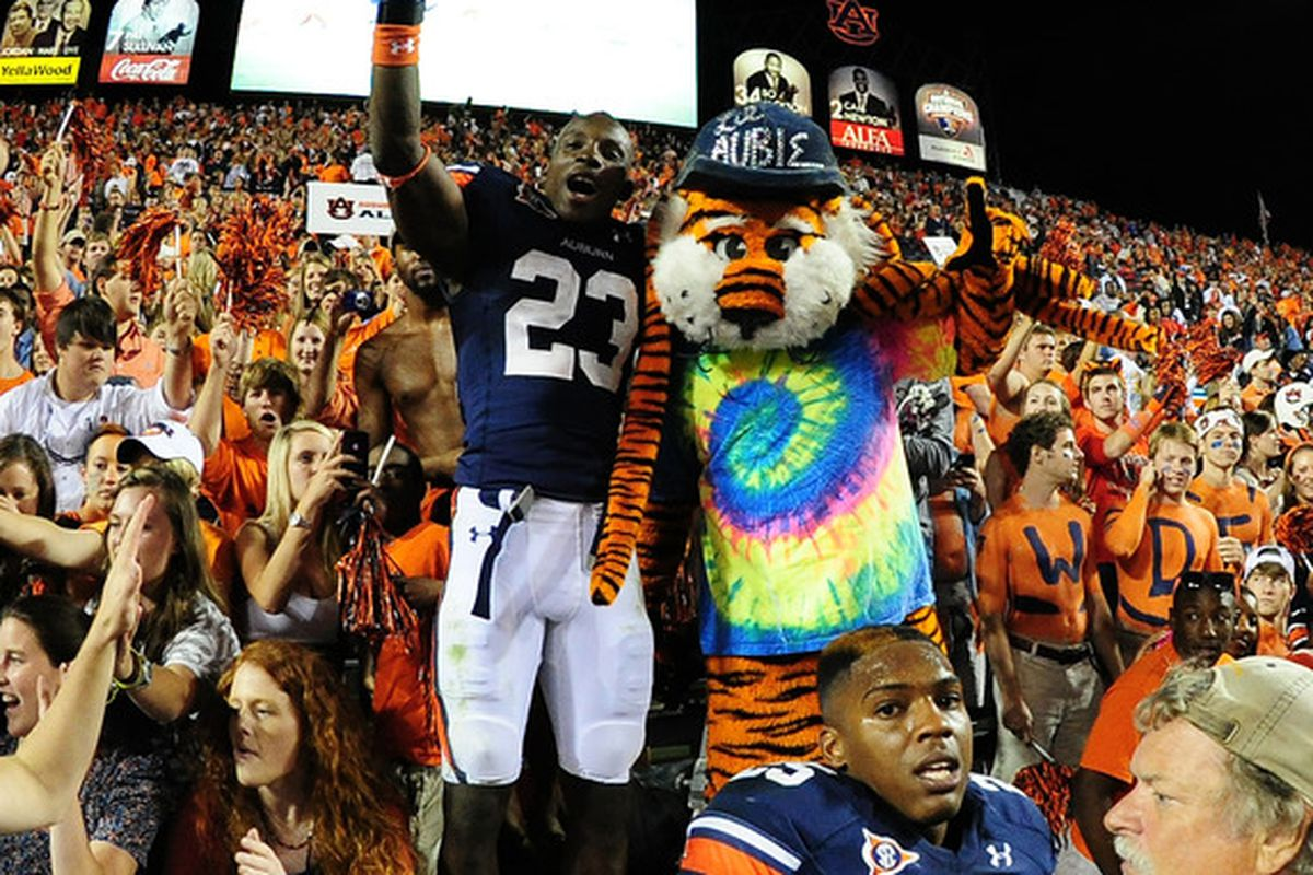 An electric night at Jordan-Hare Stadium is something we can all look forward to.