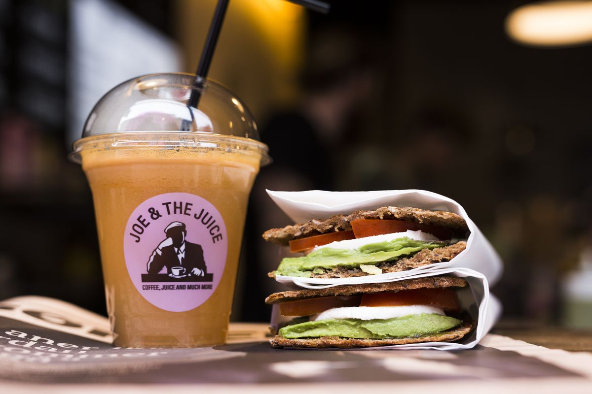 Edgy Danish Coffee Juice Bar Unveils First Chicago