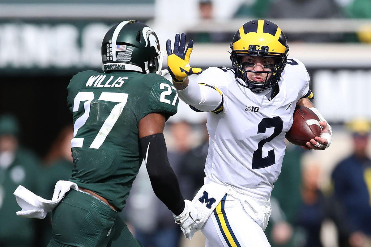 super popular 16512 d3d27 Michigan Player to Watch: Shea Patterson - The Champaign Room