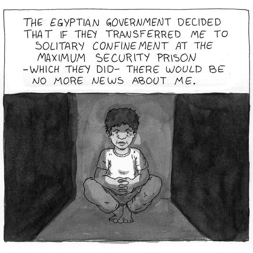 How it Feels to Go on Hunger Strike - Eater