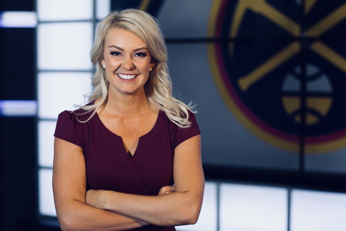 Altitude sports analyst Katy Winge brings a wealth of experience to her new role