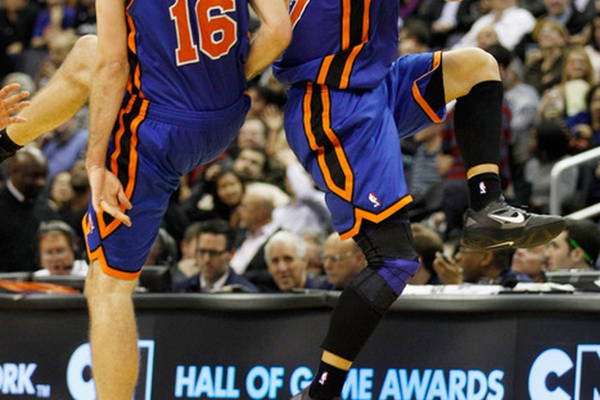 Could there be a bigger destination for The Jeremy Lin Show than the NBA? Well, actually...