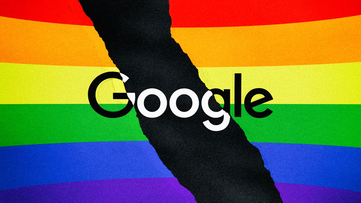 Google's LGBTQ employees are furious about YouTube's policy