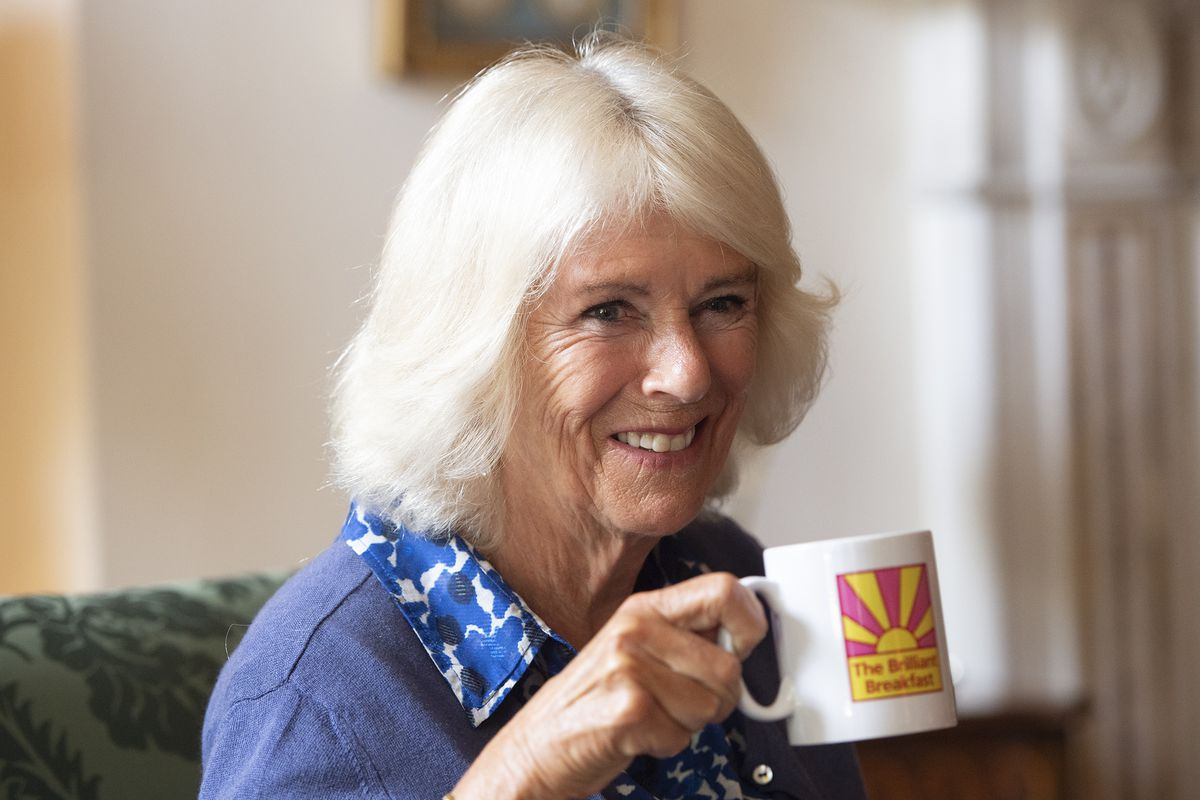 """The Duchess Of Cornwall Supports The Prince's Trust's """"Brilliant Breakfast"""" Initiative"""