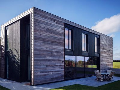 Prefab 'Kiss House,' designed to passive house standards, is taking orders